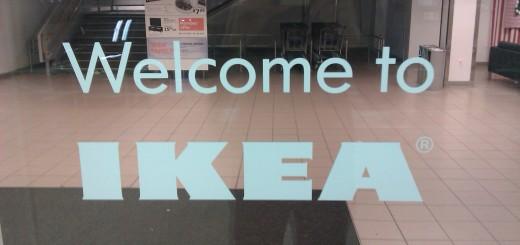 Welkom to IKEA / Bem-vindos ao Ikea