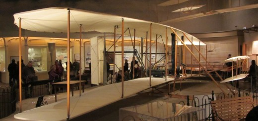 The real Wright Flyer