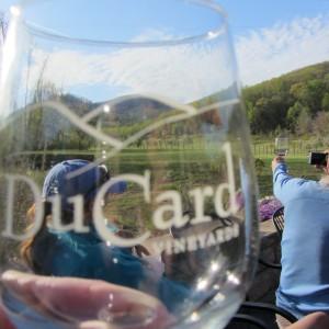 Wijnproeven / A provar o vinho