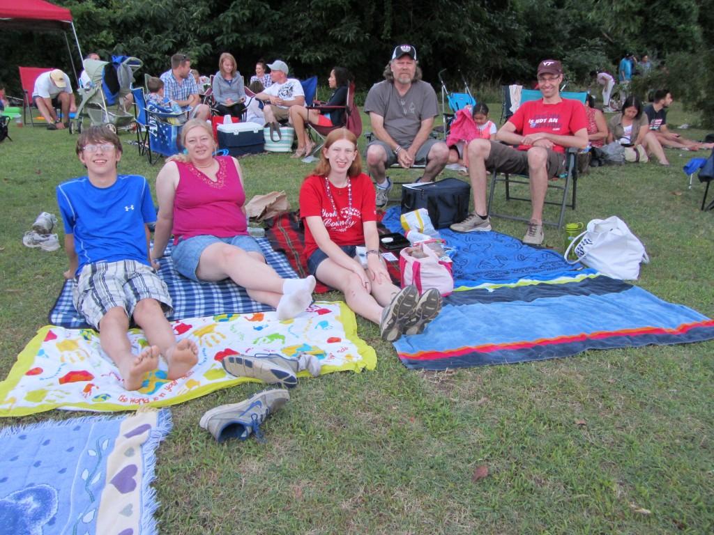 Prontos para o picnic / Klaar voor de picnic